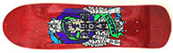 DOGTOWN ERIC DRESSEN M80 RED DECK 8.75 X 32.00
