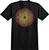 SPITFIRE CLASSIC SWIRL FADE BLACK/RED SS M