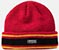 BAKER DOVER BLACK/RED BEANIE