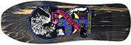 DOGTOWN TIM JACKSON BLACK STAIN RE-ISSUE DECK 10.25 X 30.51