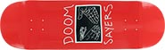 DOOM SAYERS TEAM SNAKE SHAKE RED DECK 9.00