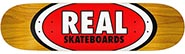 REAL HERMAN AM EDITION OVAL DECK 8.50