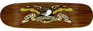 ANTI-HERO BROWN BOMBER EAGLE DECK 8.86