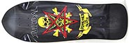 DOGTOWN X SUICIDAL TENDENCIES POSSESSED TO SKATE  BLACK STAIN/BLACK FADE RE-ISSUE DECK 10.00 X 30.82