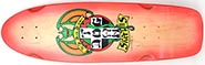DOGTOWN OG RED DOG CLASSIC NATURAL/PINK FADE DECK 9.00 X 30.00