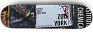 ZOO YORK TEAM COMPRESSED DECK 8.75