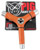 PIG TRI-SOCKET THREADER SKATE TOOL ORANGE