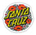 SANTA CRUZ POPPY DOT 3 INCH STICKER