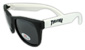 THRASHER BEER GOGGLES SUNGLASSES WHITE