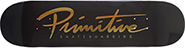 PRIMITIVE TEAM NUEVO BLACK/GOLD DECK 8.00