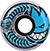SPITFIRE 80HD CHARGER CONICAL CLEAR/BLUE 54MM (Set of 4)