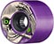 POWELL KEVIN REIMER PURPLE/BLACK CORE WHEEL 72MM 75A (Set of 4)