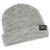 THRASHER SK8 GOAT/SKATE & DESTROY BEANIE BY ELM HEATHER GREY