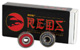 BONES REDS BEARINGS 16 PIECE SINGLE SET 627  (Roller Skate Only)