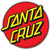 SANTA CRUZ CLASSIC DOT 6 INCH STICKER
