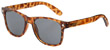 GLASSY LEONARD BROWN TORTOISE SUNGLASSES