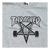 THRASHER SK8 GOAT HEATHER GREY SS XL