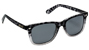 GLASSY MIKE MO GREY TORTOISE POLARIZED SUNGLASSES