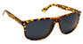 GLASSY MIKEY TAYLOR TORTOISE POLARIZED SUNGLASSES
