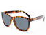 HAPPY HOUR FAIRWAY GLOSS TORTOISE POLARIZED SUNGLASSES
