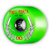 POWELL ALL TERRAIN GREEN 66MM 78A (Set of 4)