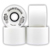 DOGTOWN MINI CRUISER WHITE WHEELS 59MM 84A (Set of 4)