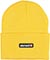 ELEMENT PRIMO DUSK YELLOW BEANIE