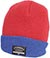 FOURSTAR 2 TONE FOLD BEANIE RED