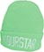 FOURSTAR NEW LEAGUE BEANIE LIME GREEN