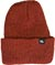 LOWCARD DOUBLE DOWN RUST BEANIE