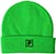 PRIMITIVE LEGEND NEON GREEN BEANIE