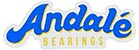 ANDALE FRESH SCRIPT STICKER