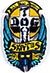 DOGTOWN BULL DOG 2.75 PATCH