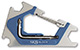 SK8OLOGY CARABINER TOOL 2.0 BLUE/SILVER
