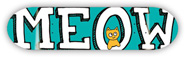 MEOW TEAM LOGO TEAL DECK 8.00