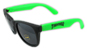 THRASHER BEER GOGGLES SUNGLASSES GREEN