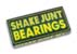 SHAKE JUNT ABEC 5 BEARINGS SINGLE SET