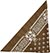 DOGTOWN BANDANA BROWN