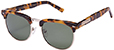 HAPPY HOUR G2 TORTOISE GLOSS PREMIUM SUNGLASSES