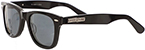 HAPPY HOUR DYLAN BLACK GLOSS PREMIUM SUNGLASSES