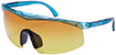 HAPPY HOUR FIRE BIRDS BLUE MAI TAI SUNGLASSES
