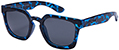 HAPPY HOUR WOLF PUP BLUE TORTOISE SUNGLASSES