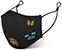 PRIMITIVE BUTTERFLY MASK BLACK