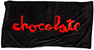 CHOCOLATE CHUNK BEACH TOWEL