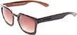 HAPPY HOUR WOLF PUP GLOSS BROWN/BLACK SUNGLASSES