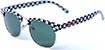 HAPPY HOUR G2 CHECKERS SUNGLASSES