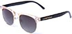 HAPPY HOUR G2 CHAMPAGNE/BLACK SUNGLASSES