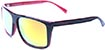 HAPPY HOUR CASINO RED/BLACK MIRROR LENS SUNGLASSES