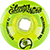 SECTOR 9 NINEBALL LIME 70MM 78A (Set of 4)