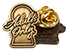 GOOD WORTH & CO ADULTS ONLY LAPEL PIN